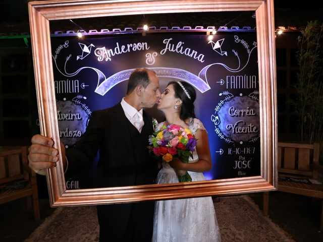 O casamento de Anderson e Juliana em Arapongas, Paraná 2