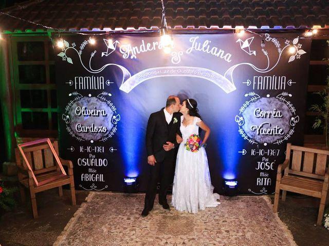O casamento de Anderson e Juliana em Arapongas, Paraná 60