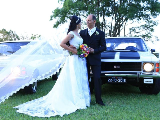 O casamento de Anderson e Juliana em Arapongas, Paraná 123
