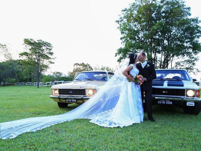 O casamento de Anderson e Juliana em Arapongas, Paraná 124