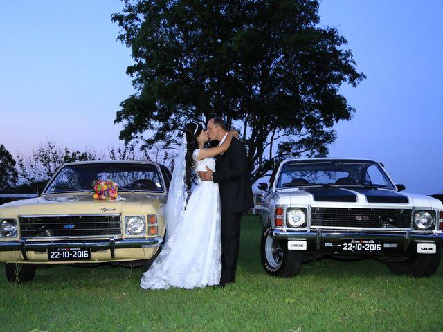 O casamento de Anderson e Juliana em Arapongas, Paraná 130
