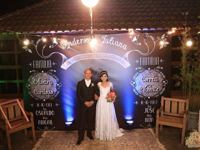 O casamento de Anderson e Juliana em Arapongas, Paraná 141