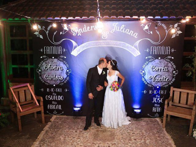 O casamento de Anderson e Juliana em Arapongas, Paraná 142