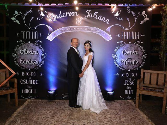 O casamento de Anderson e Juliana em Arapongas, Paraná 147
