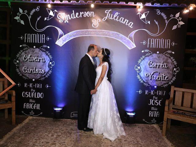O casamento de Anderson e Juliana em Arapongas, Paraná 148