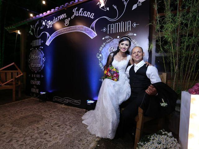 O casamento de Anderson e Juliana em Arapongas, Paraná 149