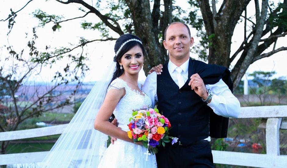 O casamento de Anderson e Juliana em Arapongas, Paraná