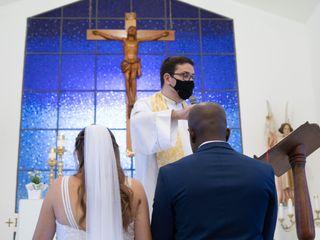 O casamento de Dandara e Victor