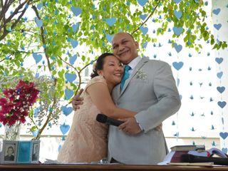 O casamento de Renata e Edson 1