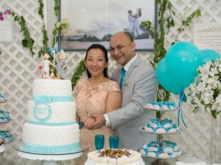 O casamento de Renata e Edson