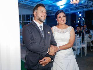 O casamento de Luciana Oliveira  e Silas Oliveira  3