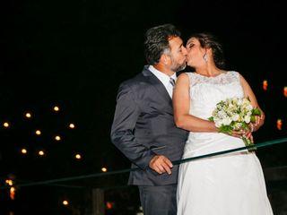 O casamento de Luciana Oliveira  e Silas Oliveira