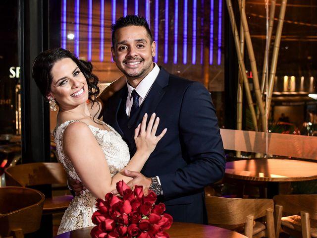 O casamento de Kate e Hernani