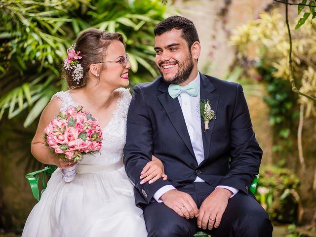 O casamento de Jaqueline e Gustavo