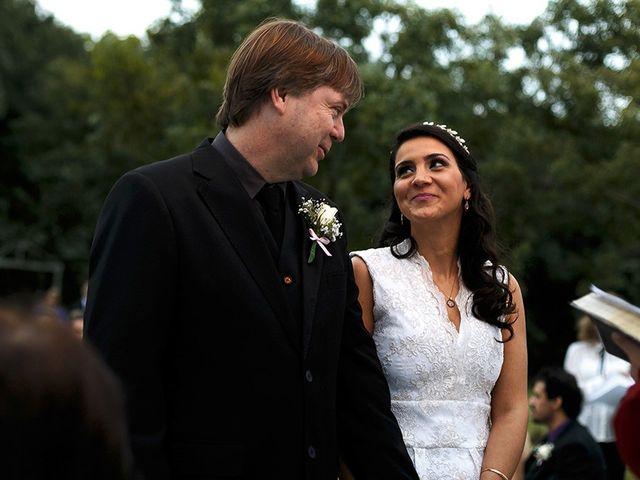 O casamento de Paola e Segio