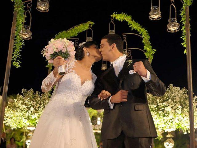 O casamento de Chaiene e Marcus