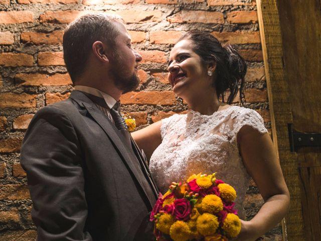 O casamento de Deborah e Marcos