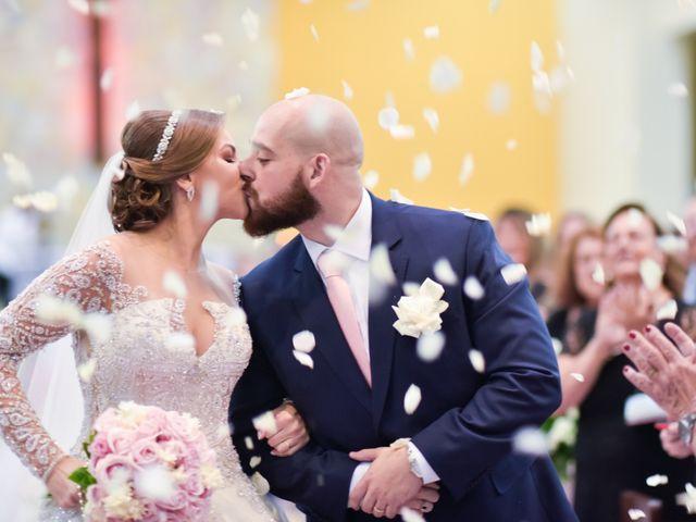 O casamento de Fernanda e Vladimir
