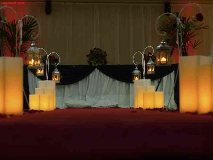 O casamento de Daniele e Gustavo