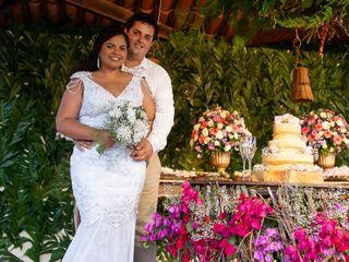 O casamento de Brenda e Rafael