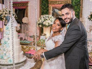 O casamento de Thais e Rodney 1