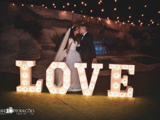 O casamento de Melissa e Thiago
