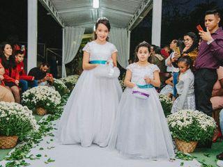 O casamento de Renata e Leilson  1