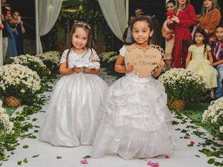 O casamento de Renata e Leilson  2