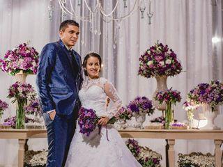 O casamento de Renata e Leilson