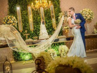 O casamento de Adrielli e Leonardo