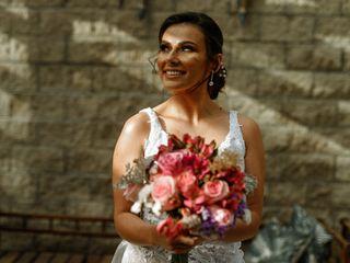 O casamento de Sabrina e Gustavo