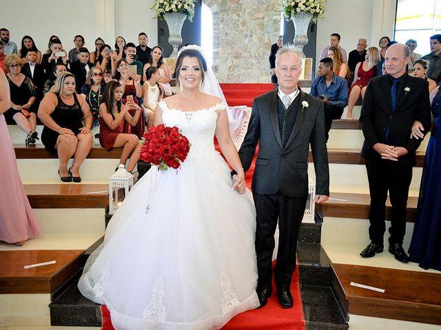O casamento de Felipe e Bruna em São José dos Pinhais, Paraná 49