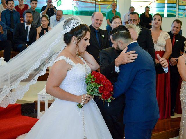 O casamento de Felipe e Bruna em São José dos Pinhais, Paraná 53
