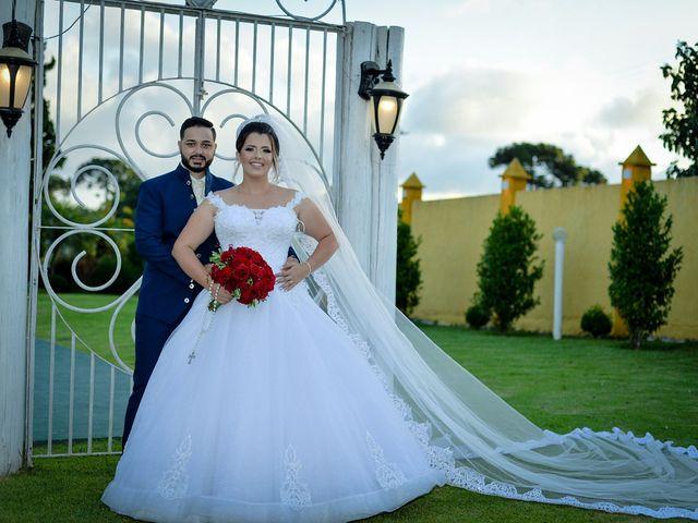 O casamento de Felipe e Bruna em São José dos Pinhais, Paraná 1