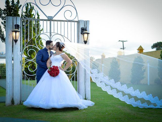 O casamento de Felipe e Bruna em São José dos Pinhais, Paraná 2
