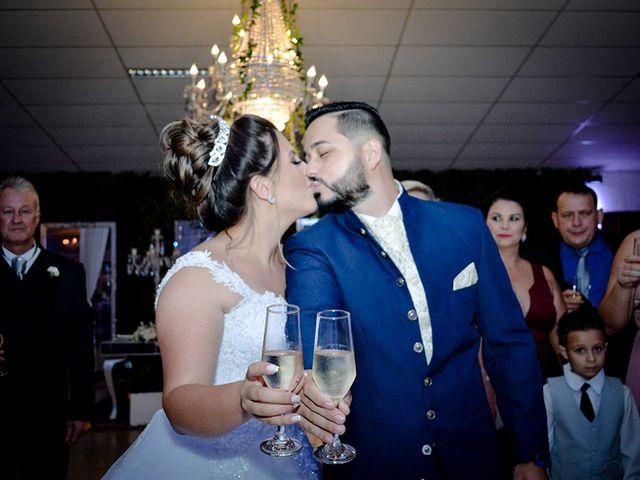 O casamento de Felipe e Bruna em São José dos Pinhais, Paraná 172