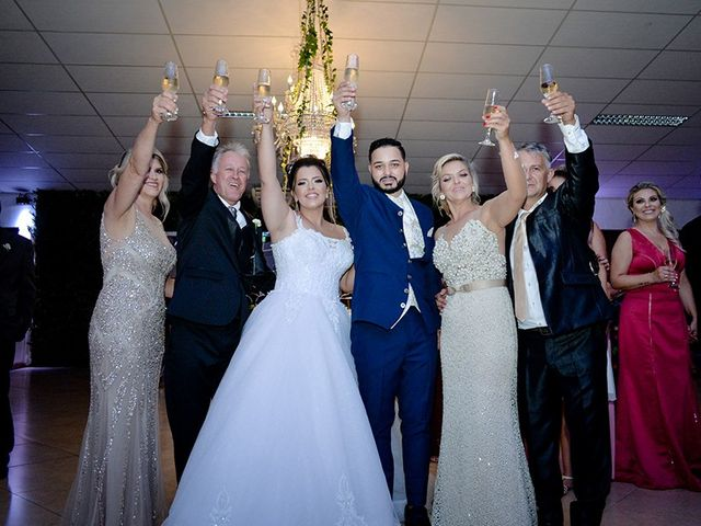 O casamento de Felipe e Bruna em São José dos Pinhais, Paraná 173