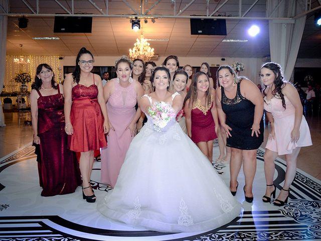 O casamento de Felipe e Bruna em São José dos Pinhais, Paraná 200