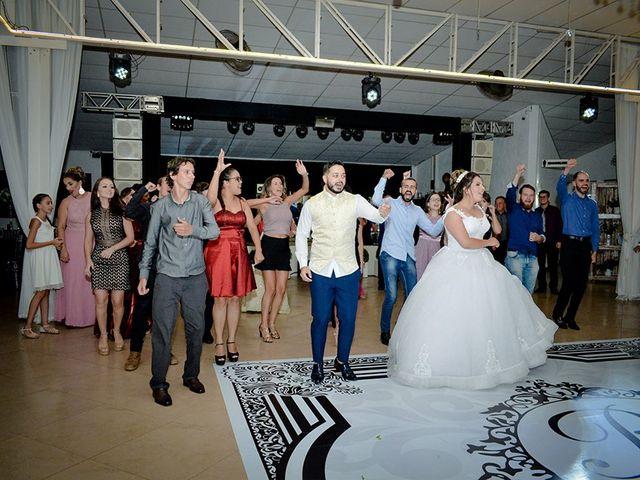 O casamento de Felipe e Bruna em São José dos Pinhais, Paraná 207