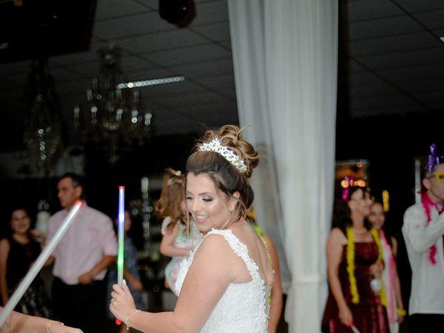 O casamento de Felipe e Bruna em São José dos Pinhais, Paraná 217
