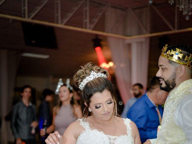 O casamento de Felipe e Bruna em São José dos Pinhais, Paraná 219