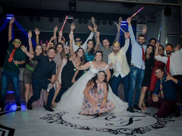 O casamento de Felipe e Bruna em São José dos Pinhais, Paraná 223