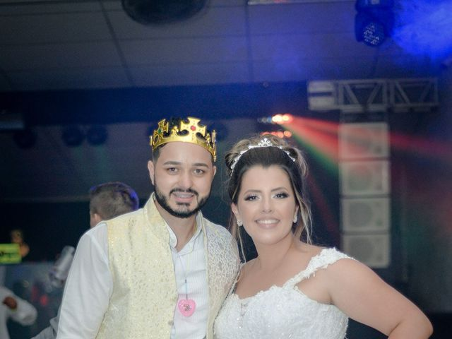 O casamento de Felipe e Bruna em São José dos Pinhais, Paraná 225