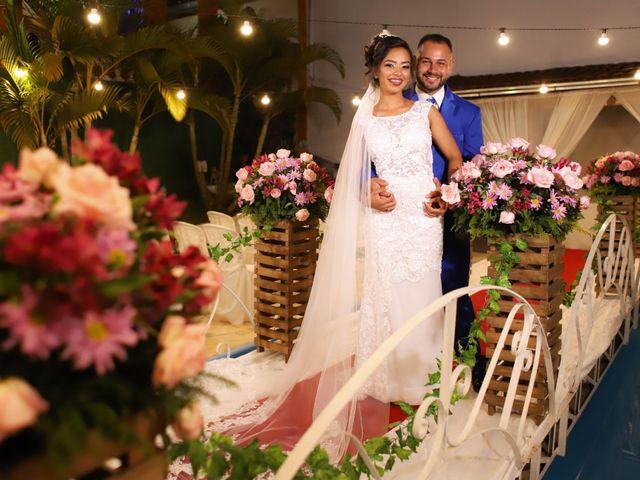 O casamento de Rafaela e Vanderson