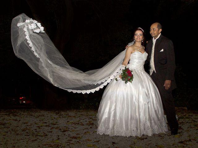 O casamento de Marlene e Edirson