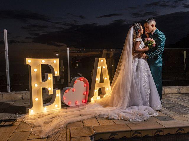 O casamento de Andressa e Erick