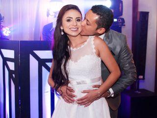 O casamento de Taciane e Bruno