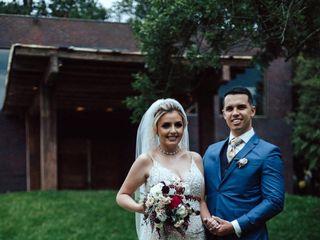 O casamento de Luana e Kauê 1