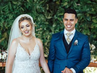 O casamento de Luana e Kauê 3