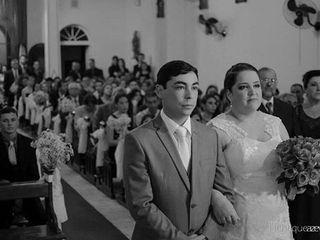 O casamento de Robson Botelho Mattos e Adrieli Davila Rodrigues 1